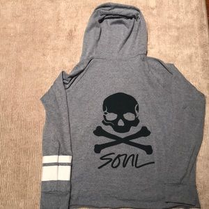 Soulcycle pullover hoodie